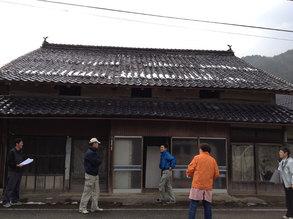 地域で取り組む古民家再生事業 K邸
