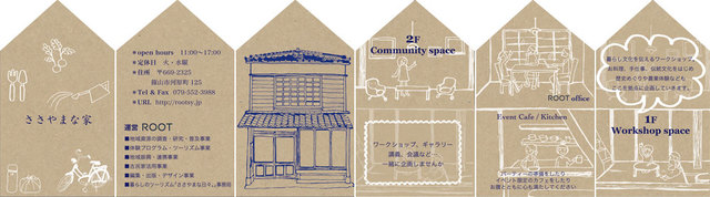 House of SASAYAMA - Shop Card
